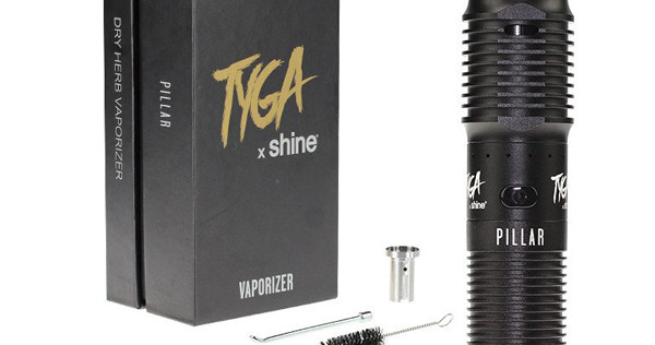 atmos tyga x shine pillar black