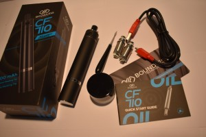 CF710 full box with parts